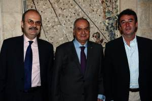 SEM Tanase, Me Naufal et SEM Gafo